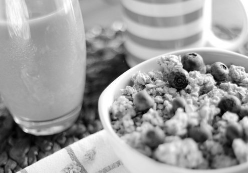 blueberries breakfast cereals 4816